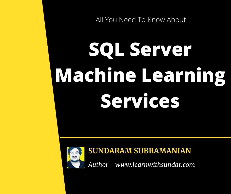 Get Started with SQL Server Machine Learning Services